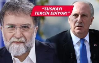 Ahmet Hakan'dan Muharrem İnce tespitleri...