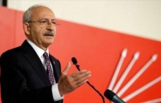 CHP PM'den kongre öncesi sürpriz ayrılık!