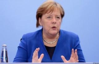 Merkel'in İsrail'in solunum cihazı talebini...
