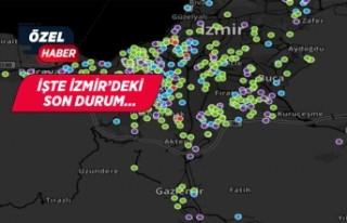 İzmir'in sayılarla 'korona' raporu:...