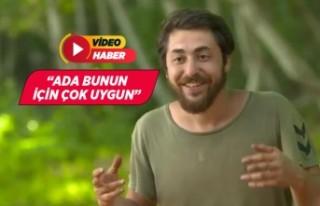 Semih Öztürk'ten survivor için ilginç itiraf!