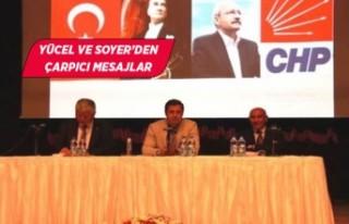 CHP İzmir'de önemli zirve!