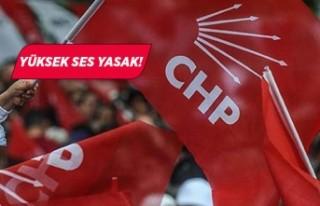 CHP Kurultayı'nda virüs tedbirleri