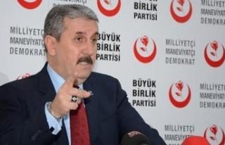 """""""Erken seçim tartışmaları Türkiye'ye..."""