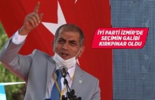 İYİ Parti İzmir'de kongre sonuçlandı