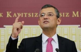 CHP'li Özgür Özel'den MHP'lilere...
