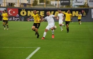 İstanbulspor: 0 - Akhisarspor: 1