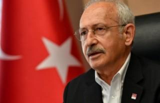 Kılıçdaroğlu hedefi açıkladı: 'Onları...