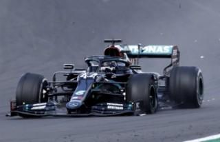 Formula 1'de müthiş yarış!