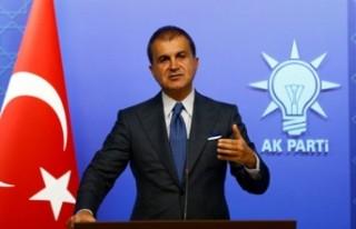 AK Parti Sözcüsü Çelik'ten Halil Sezai'ye...