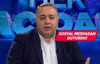 Gazeteci Zafer Şahin'den kötü haber!