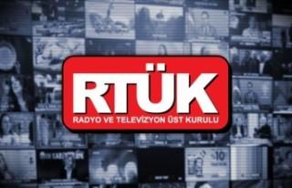 RTÜK'ten bazı televizyon kanallarına durdurma...