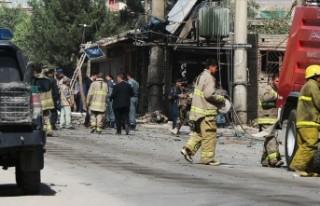 Afganistan'da Taliban saldırısında 6 güvenlik...