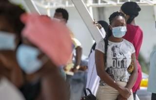 Afrika'da Kovid-19 vaka sayısı 1 milyon 652...