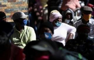 Afrika'da Kovid-19 vaka sayısı 1 milyon 665...