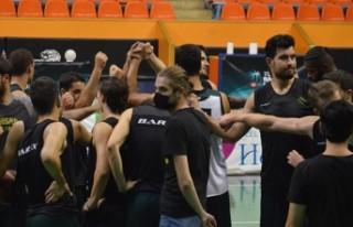 Akhisar Belediyespor Erkek Basketbol Takımı'nda...
