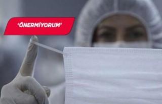 Bilim Kurulu Üyesi'nden çift maske uyarısı