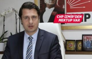"""CHP İzmir'den """"2.Yüzyıla Çağrı Beyannamesi""""..."""