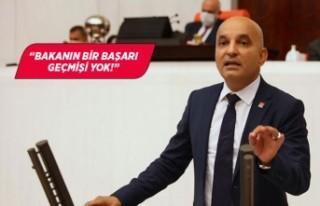 CHP'li Polat'tan Bakan Pakdemirli'ye sert...