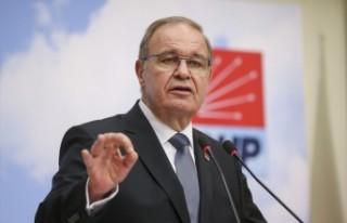 CHP Parti Sözcüsü Faik Öztrak: HSK'den tık...