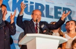 Cumhurbaşkanı Ersin Tatar'dan ilk açıklama
