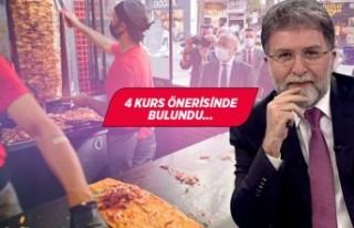 Denizli Valisi Ahmet Hakan'ın diline düştü!