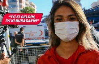 Edanur, Türkiye'nin gönlüne taht kurdu