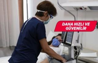 Ege'de hastalara yönelik akıllı monitörler kullanılmaya...