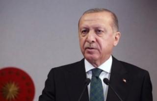 Erdoğan'dan 'Toplu mekanlardan kaçının'...