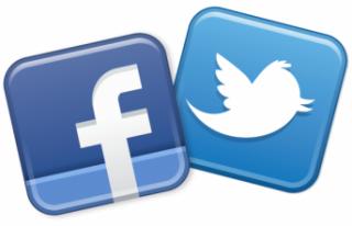 Facebook ve Twitter'dan o haberlere kısıtlama