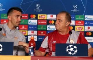 Galatasaray'da Muslera şarkısı: Seyirlik değil,...