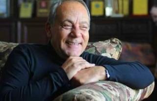 Gazeteci yazar Bekir Coşkun için cenaze töreni...