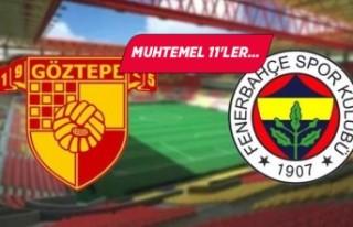 Göztepe- Fenerbaça maçı saat kaçta hangi kanalda...