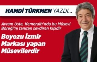 Hamdi Türkmen yazdı: Boyozu İzmir markası yapan...