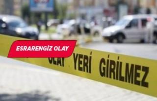 İzmir'de bir kişi bahçesinde ölü bulundu