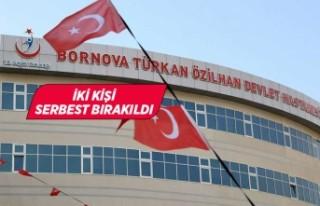 İzmir'de doktoru darbettiği öne sürülen...