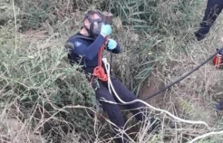 İzmir'de kayıp kişinin cesedi su kuyusunda...