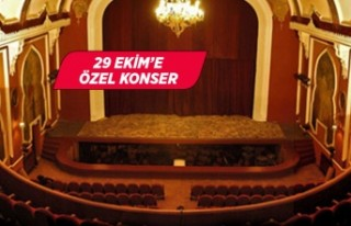 İzmir Devlet Opera ve Balesi'nden 29 Ekim'de...