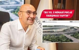 İzmir'e yepyeni çehre
