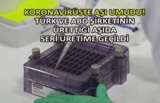 Koronavirüste aşı umudu! Türk ve ABD şirketinin...
