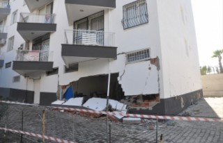 Kuşadası'nda 386 hasar başvurusu yapıldı