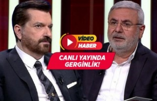 Mehmet Metiner ve Hakan Bayrakçı arasında AYM gerginliği!