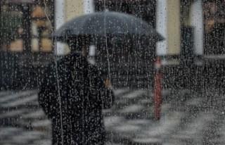 Meteoroloji'den kuvvetli sağanak ve fırtına...