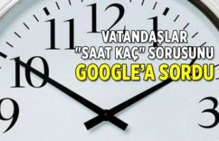 Saatler geri mi alındı? Türkiye'de şu an saat...