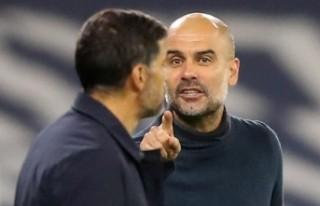 Sergio Conceicao: 'Guardiola'nın yanında melek...