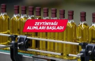Tariş zeytinyağı alım fiyatını 26 lira olarak...
