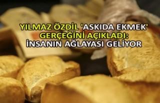 Yılmaz Özdil 'askıda ekmek' gerçeğini...