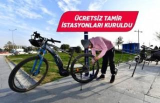 Bisikletli yaşam artık daha kolay