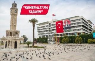 Egeli ihracatçılardan Konak ve Büyükşehir belediyelerine...