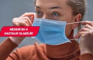 Maskeyle nefes almakta güçlük çekiyorsanız dikkat!